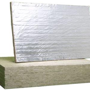 Минераловатная плита ALU FIRE BATTS 1000x600x30