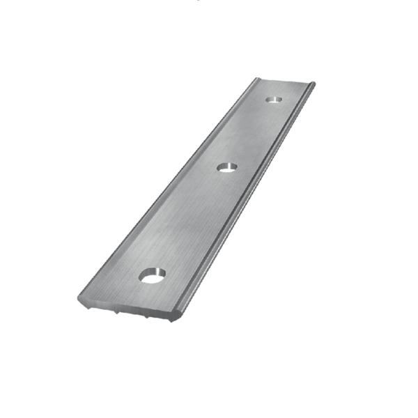 Рейка прижимная алюминиевая 3000х27х3.0 мм