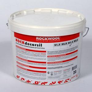 "ROCKdecorsil S2.0 (""шуба"", зерно 2.0), насыщенные оттенки"