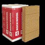 Утеплитель для штукатурного фасада Роквул Пластер Баттс 1000x600x100 мм 1