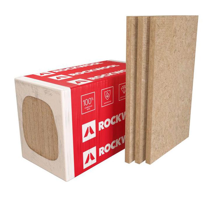 Rockwool (Роквул) Акустик Баттс - фото упаковки утеплителя