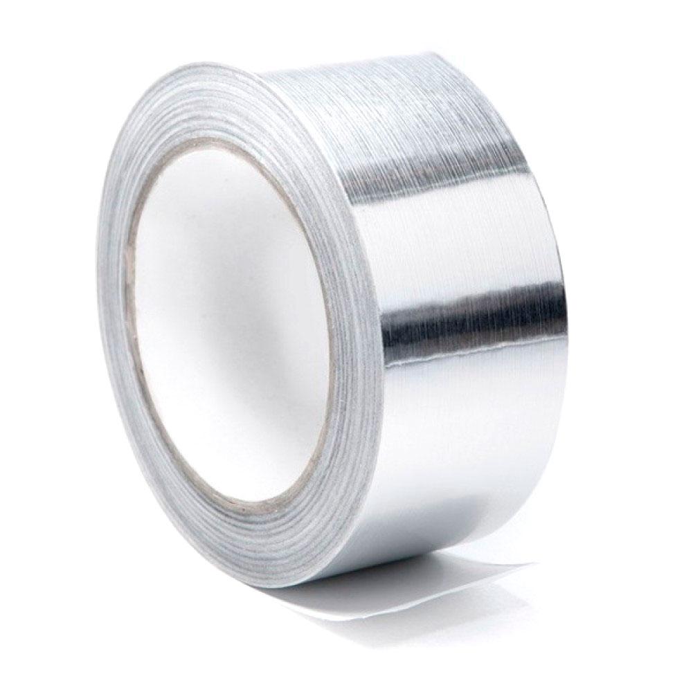 Алюминиевые клейкие ленты Rockwool - фото