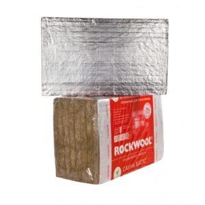 Минераловатная плита ALU FIRE BATTS 110 1000x600x30 16/пал.