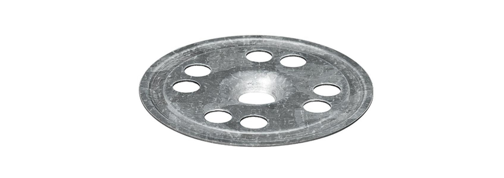 Прижимные диски Rockwool для фасадной теплоизоляции - фото