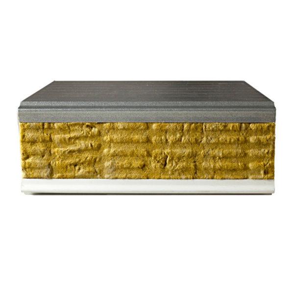 Утеплитель для сэндвич панелей Роквул Сэндвич Баттс Стандарт 1200x627x152 мм