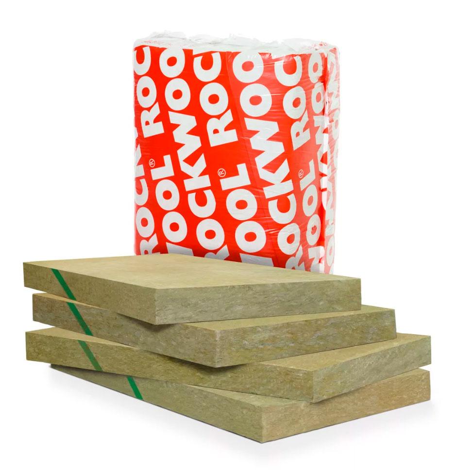 Rockwool Руф Баттс В Экстра - фото упаковки материала