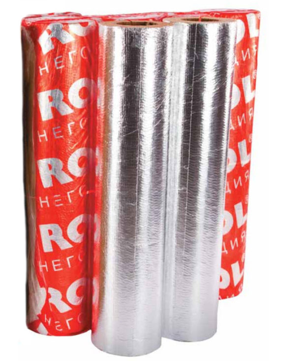 Цилиндр навивной Rockwool RW100 к/ф D35 T100