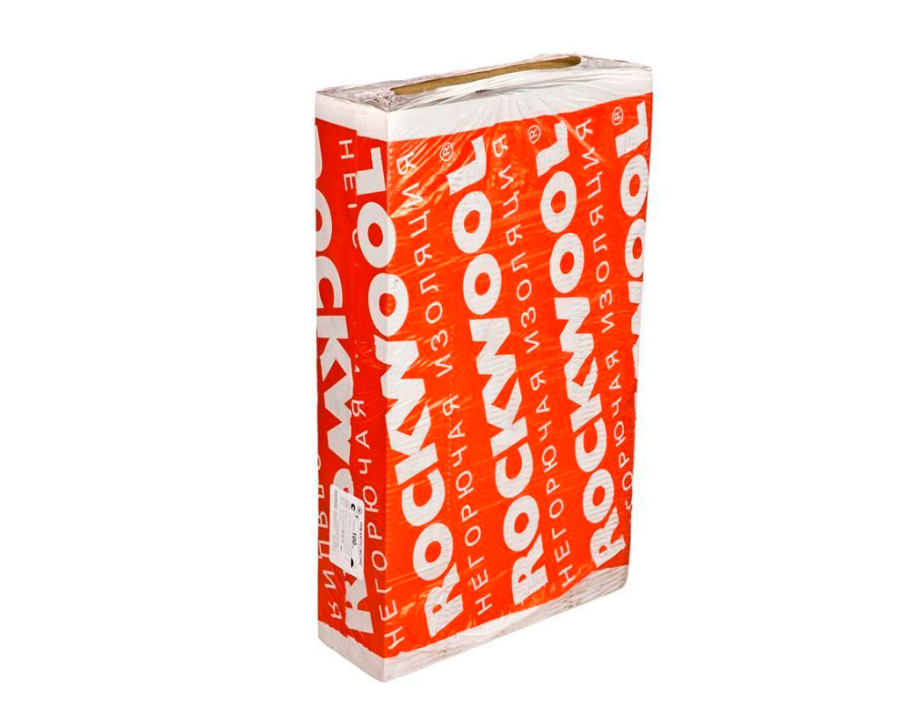 Rockwool Венти Баттс КС - актуальное фото утеплителя